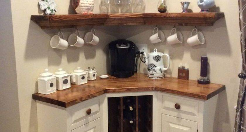 Best Home Coffee Stations Ideas Pinterest