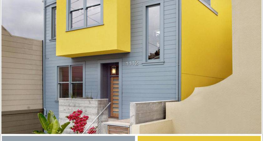 Best Home Exterior Color Combinations Design Ideas