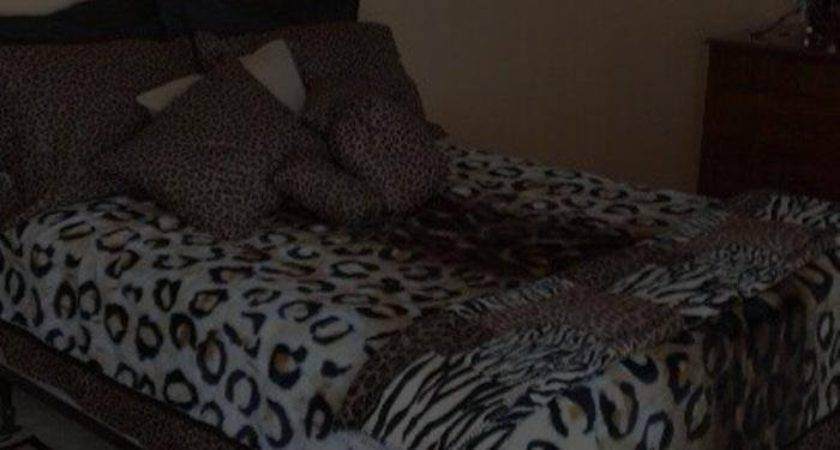 Best Leopard Bedroom Decor