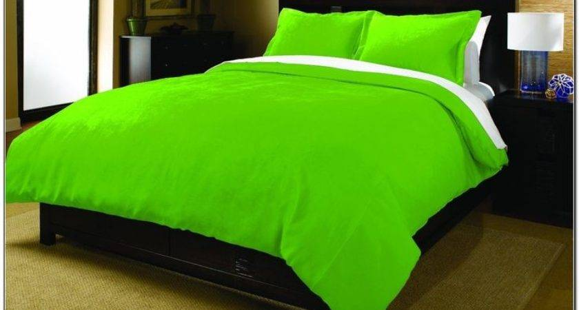 Best Lime Green Bedding Ideas Pinterest