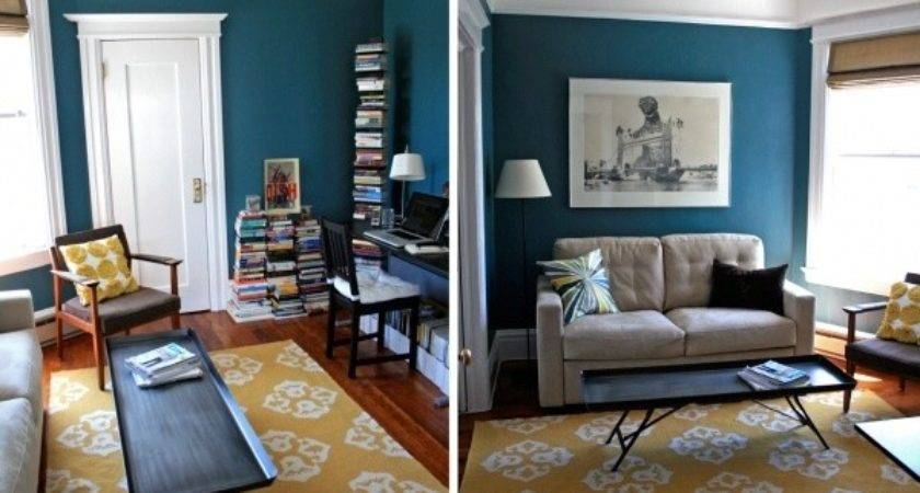 Best Living Room Inspiration Teal Mustard