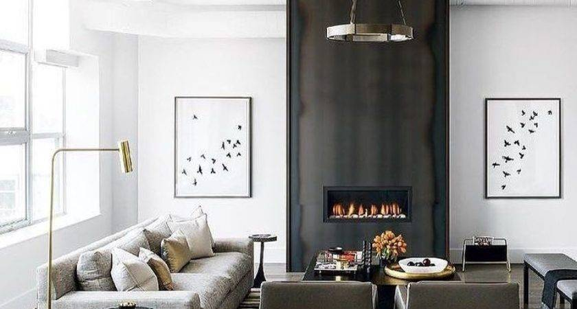 Best Modern Living Rooms Ideas Pinterest