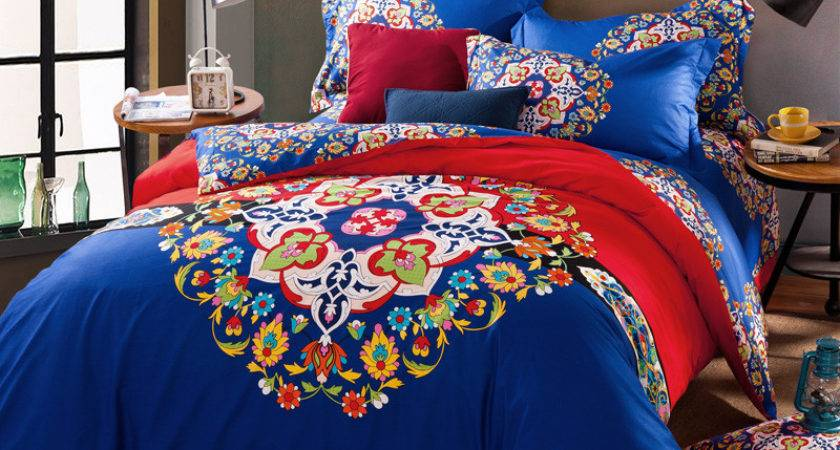 Best Moroccan Style Comforter Sets Day