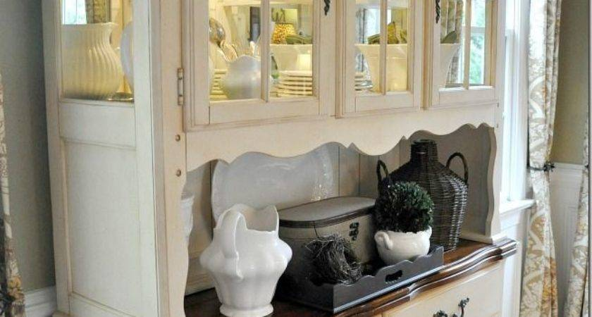 Best Painted Hutch Ideas Pinterest Makeover