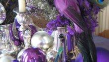 Best Purple Christmas Decorations Ideas Pinterest