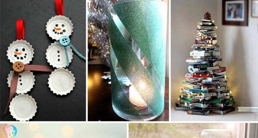 Best Simple Inexpensive Diy Christmas Crafts