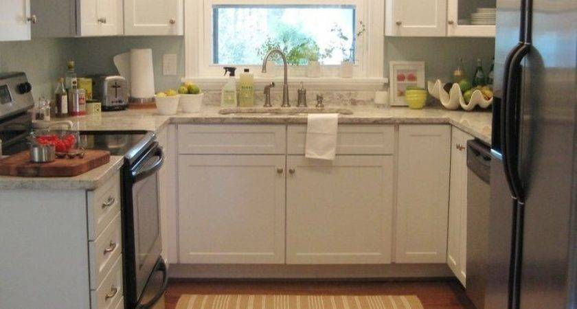 Best Small Shaped Kitchens Ideas Pinterest