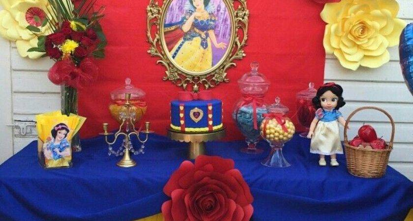 Best Snow White Centerpiece Ideas Pinterest
