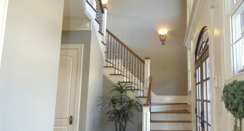 Best Stairs Pinterest Foyer Staircase