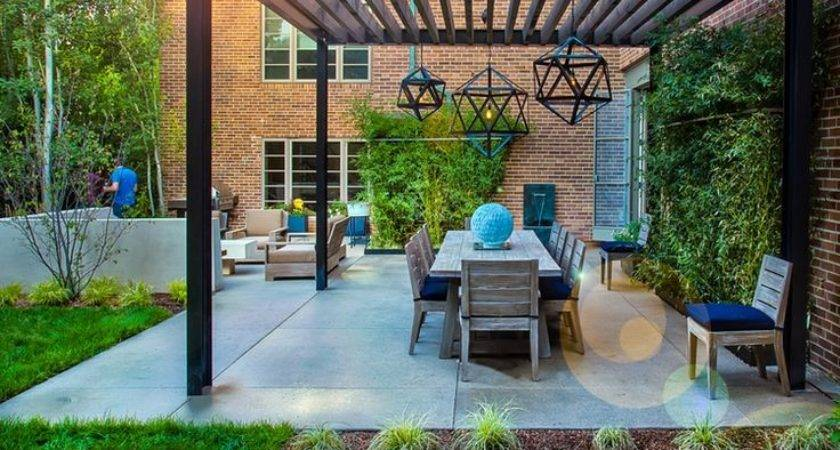Best Steel Pergola Ideas Pinterest Metal