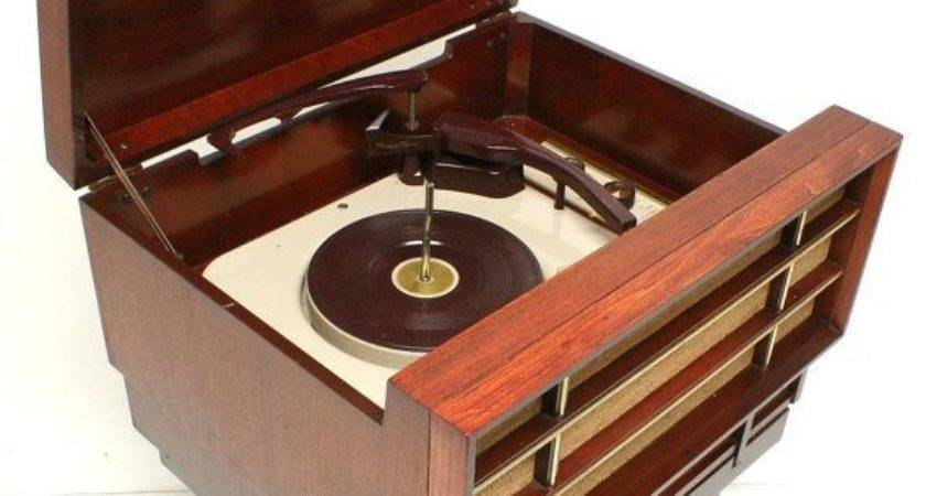 Best Vintage Stereo Consoles Record Players