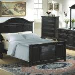 Black Bedroom Furniture Gray Walls