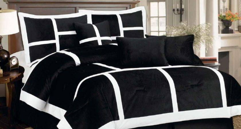 Black Green Bedding Decorate House