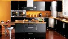 Black Kitchen Design Ideas Creating Balanced Interior