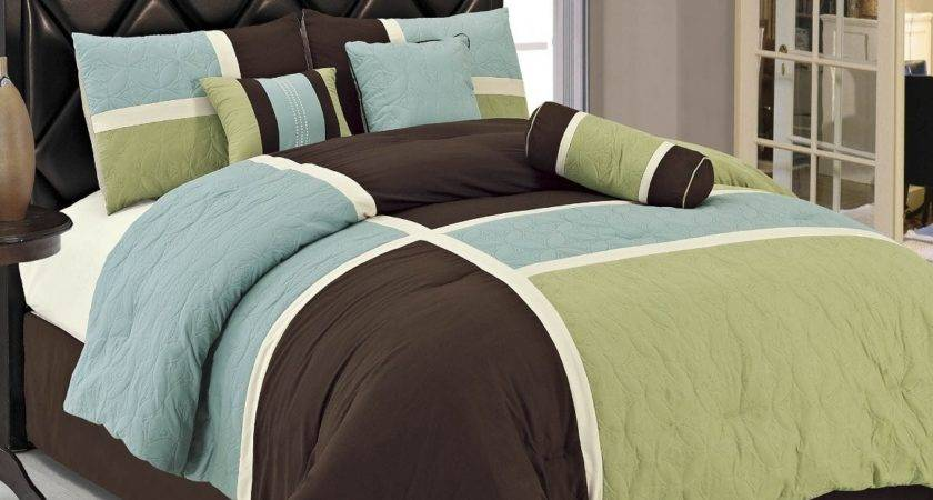Black Lime Green Bedding Sets