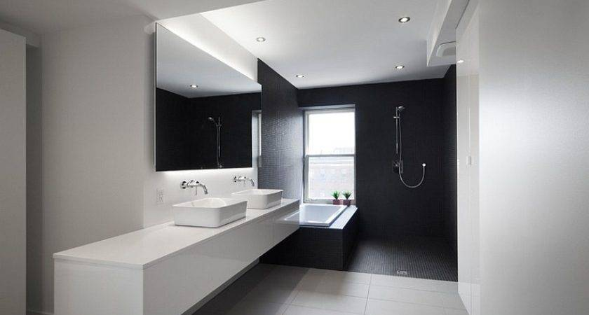 Black White Bathrooms Design Ideas Decor Accessories