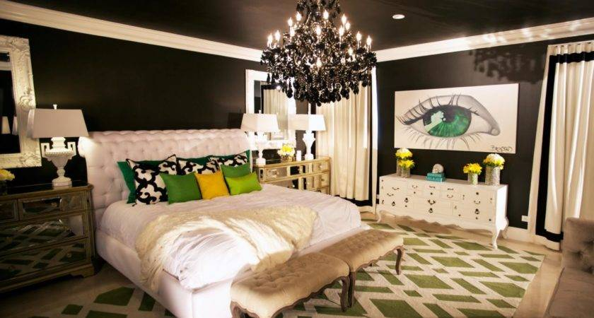 Black White Bedrooms Options Ideas Hgtv