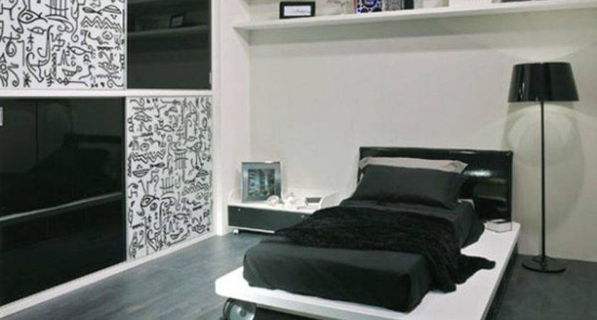 Black White Modern Bedroom Ideas Imanada Elegant Room