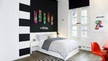 Black White Teenage Bedroom Decoist