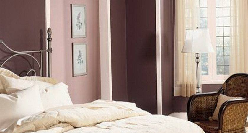 Bloombety Bedroom Brown Paint Design Ideas