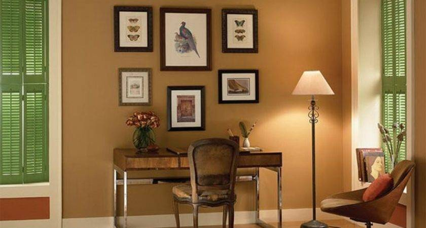 Bloombety Best Neutral Paint Colors Home Office