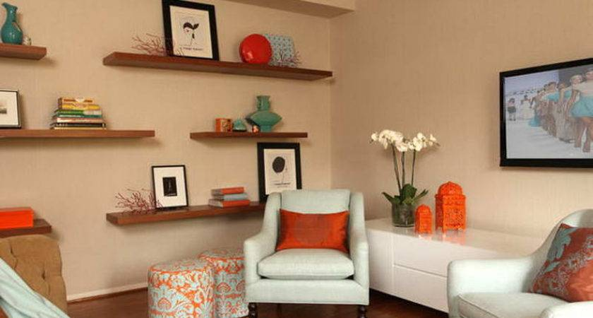 Bloombety Decorating Budget Wall Shelves