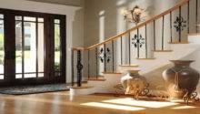 Bloombety Foyer Decorating Ideas Wooden Floor