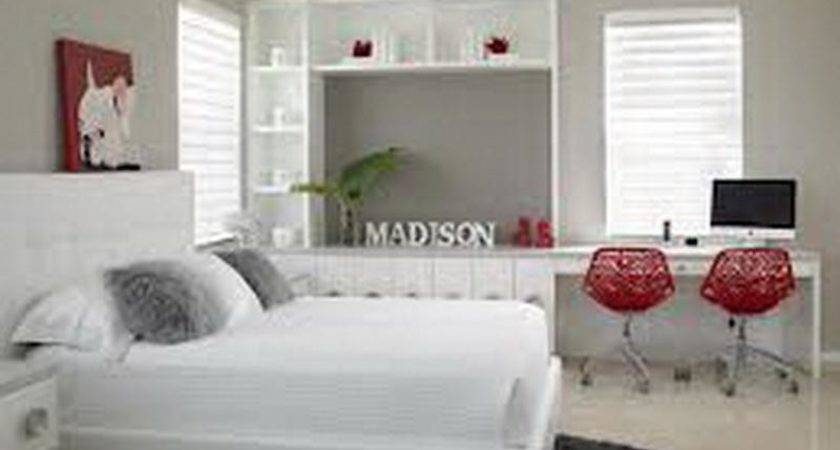 Bloombety Large White Bedroom Furniture Decorating Ideas