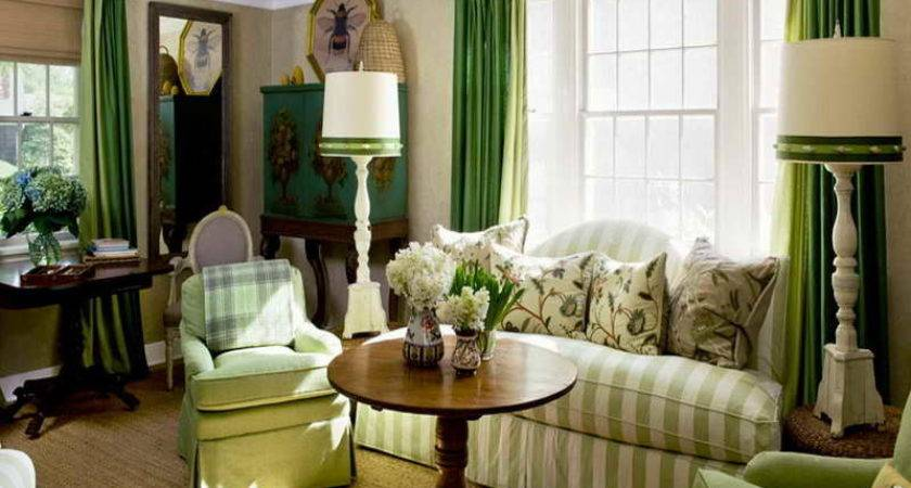 Bloombety Mint Green Living Room Decor Francis