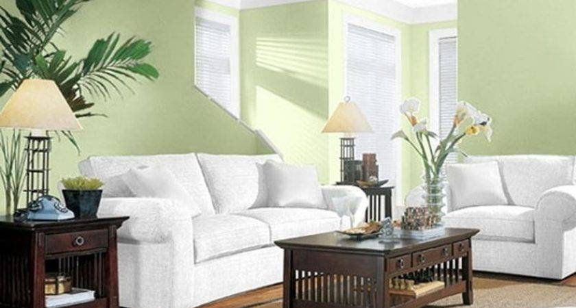 Bloombety Paint Colors Living Room White Sofa