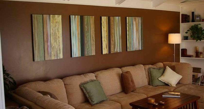 Bloombety Painting Ideas Living Room Brown