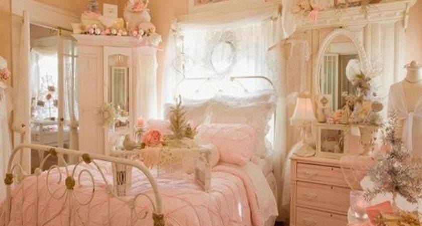 Bloombety Pink Fairytale Bedroom
