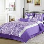 Bloombety Pretty Zebra Print Decor Bedroom