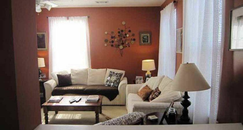 Bloombety Simple Furniture Arrangement Small Living