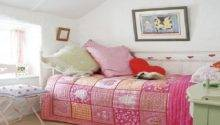 Bloombety Small Girls Pink Bedroom Decorating Ideas