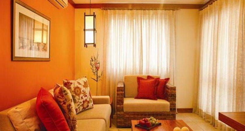 Bloombety Voyage Yellow Orange Paint Colors Modern