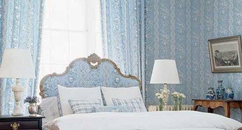 Blue Bedroom Decorating Ideas