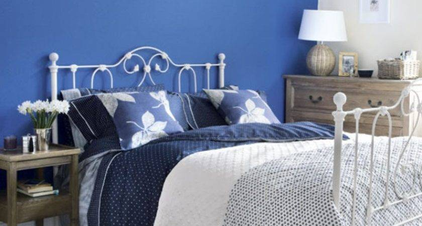 Blue Bedroom Wall Color Ideas Painting