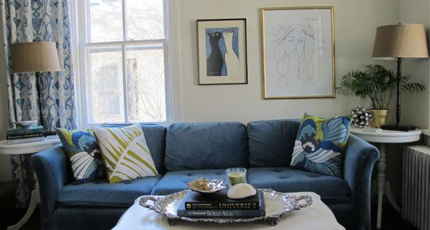 Blue Black Living Room Decorating Ideas Dorancoins