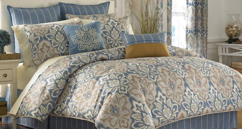 Blue Gray Bedding Sets Has One Best Kind