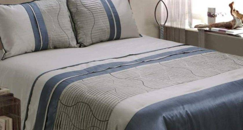 Blue Grey Comforter Sets King Gray