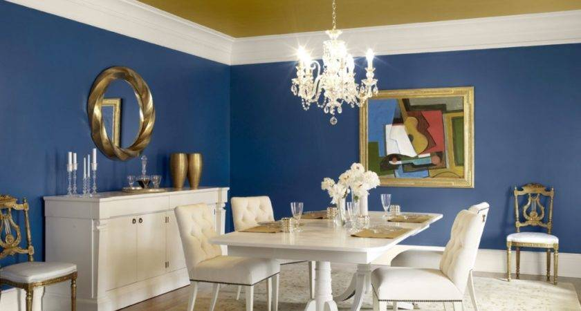 Blue Wall Kids Room Latest Decoration Ideas