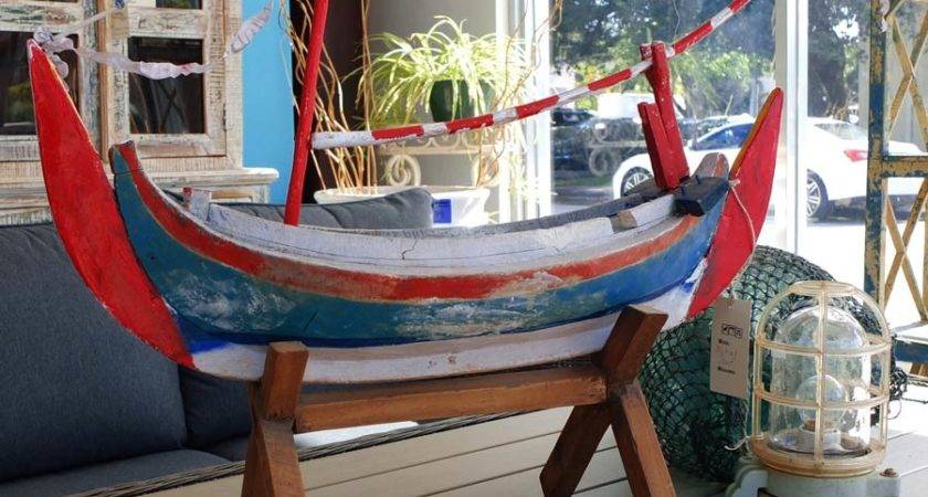 Boat Home Decor Household Auctions