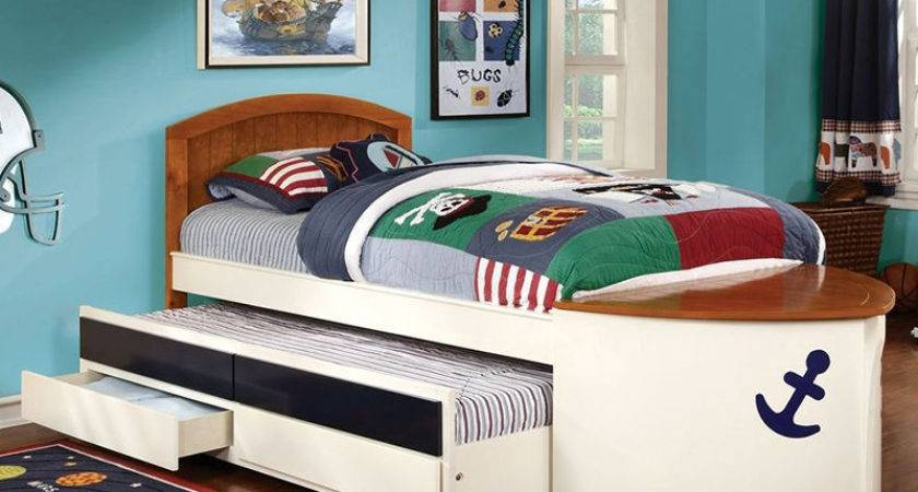 Boat Toddler Bed Twin Fascinating