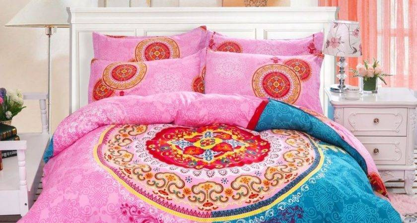 Bohemian Bedding Sets Target Trendy