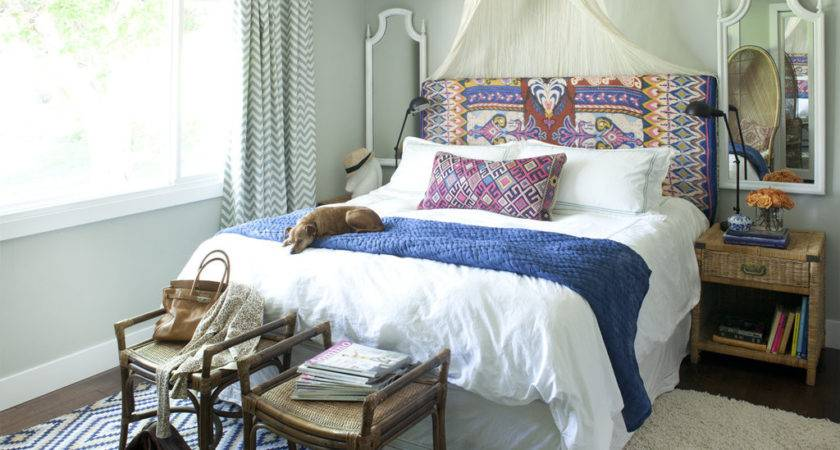 Bohemian Bedroom Decorating Ideas Midcityeast