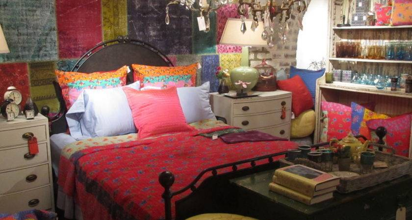 Bohemian Bedroom Interior Design Ideas Pertaining