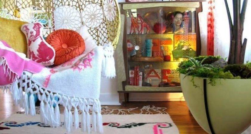 Bohemian Decor Inspiration Hippie Chic Homes Feng Shui