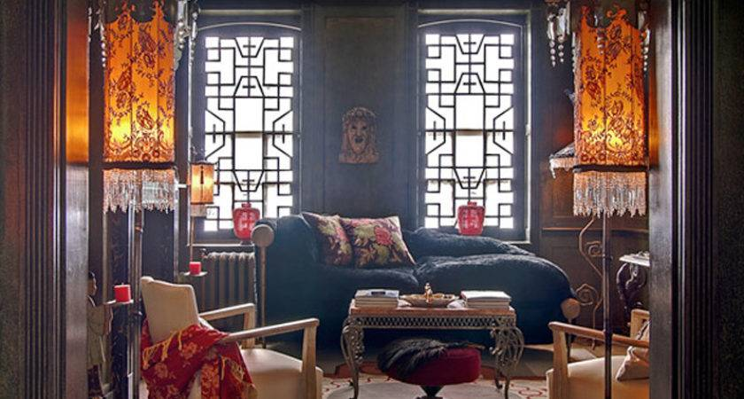 Bohemian Style Decorating Ideas Interior Las