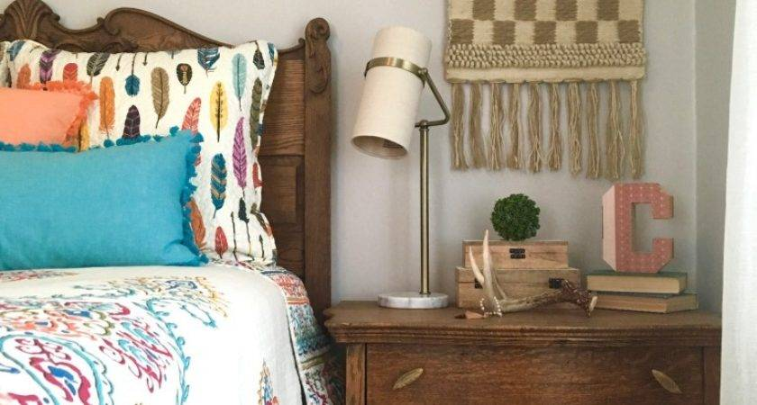 Boho Chic Teen Girls Room Makeover Adventure Awaits